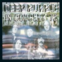Deep Purple - In Concert '72 (2012 Remix) (NEW CD)