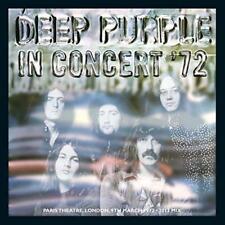 Deep Purple - In Concert '72 (2012 Remix) (NEW CD)