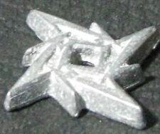 Metallica ninja star metal token pewter pawn mini Monopoly Collector Edition