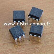 MOC3081 optocoupleur DIP06 (lot de 4)