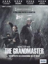 THE GRANDMASTER  DVD ARTI MARZIALI