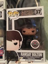 Funko Pop Game Stop Exclusive Game Of Thrones Ramsay Bolton