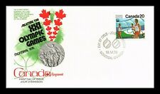 DR JIM STAMPS 20C MONTREAL OLYMPIC GAMES FIRST DAY ISSUE CANADA UNSEALED COVER