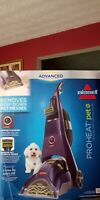 NEW NEVER USED: BISSELL PRO HEAT PET ADVANCED DEEP CLEANING SYSTEM 011120230758