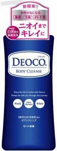 ☀Rohto DEOCO Medicinal deodorant Body Cleanse 350ml Body wash Import Japan F/S