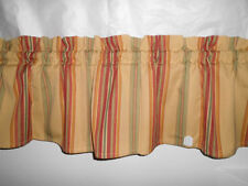 Country Valance Window Curtains