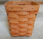 Longaberger Small Spoon Basket - 1994