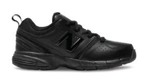 New Balance 625 Black Laceup Runner (Wide)