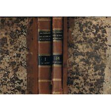 Dictionnaire des SCIENCES MÉDICALES Complet 58 volumes Édit PANCKOUCKE 1812-1822