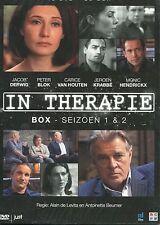 In Therapie : Seizeon 1 & 2 met o.a. Jeroen Krabbé (12 DVD)