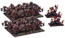 40x Lower Abyssal / Flamebearers - Kings of War Forces of the Abyss Demon Daemon