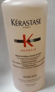 Kerastase Genesis Bain Hydra-Fortifiant Shampoo 33.8 Oz