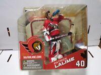Patrick Lalime Ottawa Senators Red Jersey McFarlane NHL Series 8 112520AMTBIG