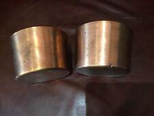 More details for antique copper pie moulds