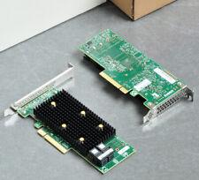 LSI HBA 9400-8I SAS3408 PCIe3.1x8 (NVMe) 12Gb/s Array Card 430-8I NEW 1PCS