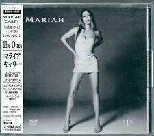 Mariah Carey The Ones + Bonus tracks  Japan CD w/obi 19trks SRCS-8820