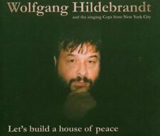 Wolfgang Hildebrandt | Single-CD | Let's build a house of peace (4 tracks)
