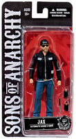Jax Teller EE Exclusive Sons of Anarchy SAMCRO Action Figur Mezco