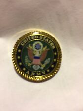 Us Army Lapel Pin Hat Pin Military United States New In Package
