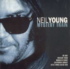 Neil Young(CD Album)Mustery Train-Polydor-9493014-Germany-2001-