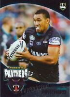 ✺New✺ 2009 PENRITH PANTHERS NRL Card FRANK PRITCHARD Daily Telegraph