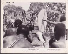 Cornel Wilde in The Naked Prey 1965 vintage movie photo 32961