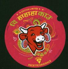 Etiquette de Fromage la vache qui rit en Indi 24 portions édition limitée