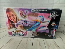 Nerf Rebelle Secrets and Spies Code breaker, crossbow, new and unused, toy 22m