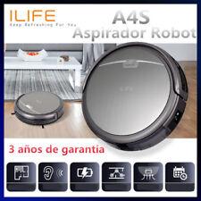 ILIFE A4s Robot Aspirador Limpieza Suelos Control Remoto Automático Carga 1000PA