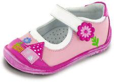Girls Casual Mary Jane Lea Lelo 58027 - A Pink EU Size 21, 22, 23, 25