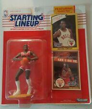 1990 Kenner Starting Lineup Michael Jordan Chicogo Bulls PC