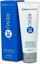 ASEA Renu 28 Advanced Revitalizing Redox Gel - 80 mL / 2.7 fl.OZ ~ Exp 12/2021