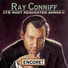 16 Most Requested Songs: Encore by Ray Conniff (CD, May-1995, Sony Music Distrib