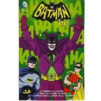 DC Comics Batman '66 Vol. 4 Paperback Graphic Novel Jeff Parker Harlan Ellison