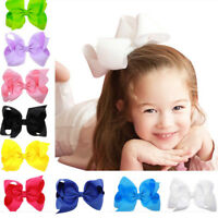 Big Boutique Big Bow Hairpins Hair Bow Kids Girls Hair Clips Accessories
