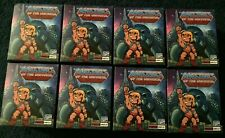 (8) The Loyal Subjects MOTU Masters of the Universe Wave 1 Unopened Blind Boxes