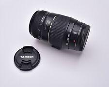 Tamron AF 70-300mm f/4-5.6 LD Di Tele-Macro Zoom Lens A17 Canon AF (#7204)