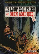 JERRY SPRING n°15. LE LOUP SOLITAIRE. Jijé - Dupuis 1979 cartonné. ETAT NEUF