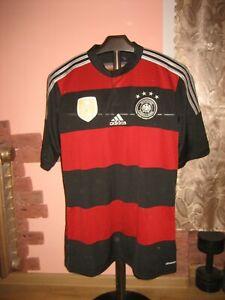 Germany(Deutchland) Adidas Away 2014/15 Jersey/Shirt size L