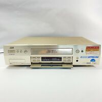 JVC  HR-S9500U VHS Jvc Super Vhs ET See Photos For Condition  No Remote