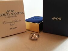 Vintage Avon Fashion Accents 1973 Evening Splendor Ring- Size Medium