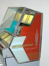 1 Set of Seeburg 161 / 201 Side Glass Decals