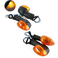 4x Turn Signal Light Indicator Blinker For YAMAHA YZF R1 R6 FZ1 FZ6 XJ6