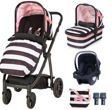 COSATTO WOW TRAVEL SYSTEM BUNDLE – GO LIGHTLY 3