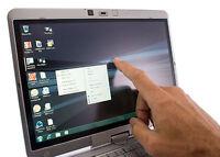 HP Elitebook 2760P Laptop Tablet i5-2.5Ghz 4GB 320GB 12.1 Touchscreen Windows 7