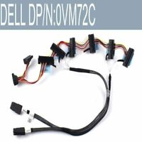 NEW FOR DELL PowerEdge T110 II SAS HDD Cable for PERC H200 8087-8482