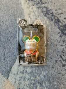 DISNEY 2011 VINYLMATION 3/D PINS COLONEL CRITCHLOW FROM THE ADVENTURERS CLUB PIN