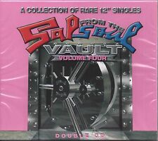 V/a - From The Salsoul Vault Volume 4     2-cd  New cd  Canada import.