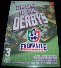 The Best Of The Derbys Freemantle AFL Football Club (Aust Region 4) DVD – New