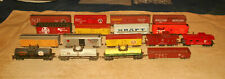 Vintage 1960's HO Model Train Car Lot   Varney Gilbert  etc   Old Rolling Stock